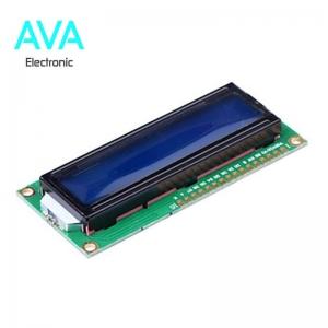 LCD کاراکتری ۲×۱۶ بک لایت آبی