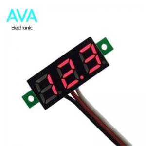 ماژول ولتمتر سه رقمی 0 تا 99.9 ولت DC