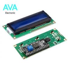 نمایشگر LCD 2*16 با رابط I2C