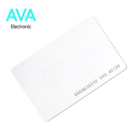 تگ RFID کارتی ۱۲۵KHZ