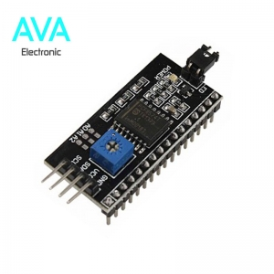 ماژول درایور LCD کاراکتری با رابط I2C