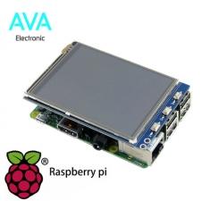 نمایشگر 3.2 اینچ مخصوص Raspberry Pi