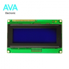 نمایشگر LCD کاراکتری 20x4 آبی