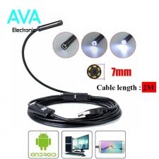 دوربین آندوسکوپی با خروجی OTG و USB سازگار با ویندوز و اندروید
