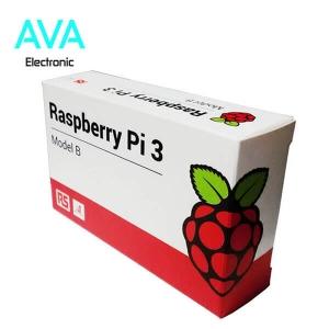 برد رسپری پای سه Raspberry Pi 3 ModelB ساخت UK