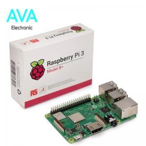 برد رزبری پای +raspberry pi 3 model B اورجینال ساخت UK