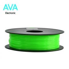 فیلامنت سبز رنگ PLA