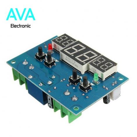 ترموستات و کنترل دما 12v/10A مدل XH-W1401