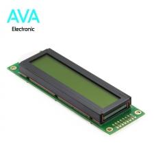 LCD کاراکتری 20×2 با بک لایت سبز