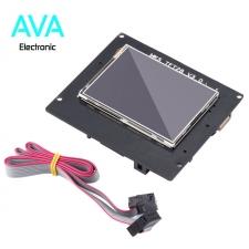 کنترلر و نمایشگر لمسی و رنگی 2.8 اینچ پرینتر سه بعدی مدل MKS TFT28 V3.0