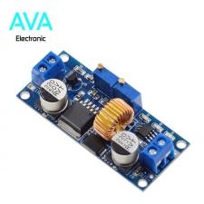 ماژول شارژر باتری 5A با قابلیت CV و CC دارای LED وضعیت