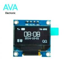 ماژول OLED 0.96 inch I2C سفید رنگ رزولیشن 128x64