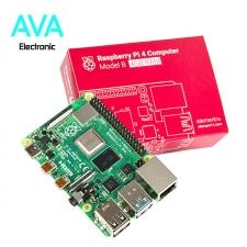برد رزبری پای Raspberry Pi 4 مدل B با رم 4GB ساخت UK
