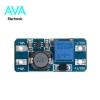 ماژول رگولاتور DC به DC افزاینده 2 آمپر MT3608 با قابلیت تنظیم ولتاژ خروجی