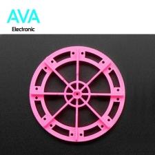 چرخ پروانه ای مناسب برای گیربکس زرد با قطر 72 میلی متر