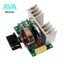 ماژول دیمر 4 کیلو وات SCR – ولتاژ ۲۲۰ ولت AC